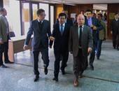 حلمى النمنم: مشروع المكتبة الرقمية دليل العلاقات الطيبة مع كوريا