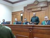 تأجيل محاكمة المتهمين بقتل أمين شرطة بالبحيرة لـ21 أكتوبر المقبل