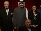 بالصور.. رئيس الهيئة الدولية للمسرح: تكريمى بالملتقى العربى لأكاديمية الفنون تاج على رأسى