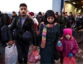 مهاجرون يغلقون طريقا سريعا فى اليونان مع تفاقم أزمة اللاجئين