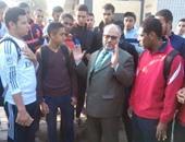 رئيس جامعة الأزهر: الطالب الخارج عن النظام ستوقع عليه أقصى العقوبات