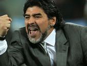 مارادونا يعود للملاعب من أجل السلام