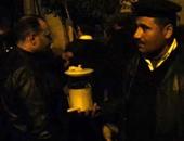 بالفيديو.. بلاغ سلبى بوجود قنبلة فى محيط السفارة العراقية بالمهندسين