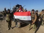 العراق يطرد داعش من منطقة مسيحية قرب الموصل