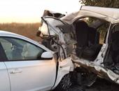 مصرع 18 شخصا وإصابة أكثر من 1500 فى حوادث سير خلال أسبوع بالمغرب