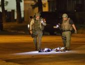 إصابة 14 شخصا فى إطلاق نار من سيارة بولاية كاليفورنيا الأمريكية