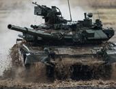 """العراق ينتظر وصول الدفعة الأولى من دبابات طراز """"تى 90"""" الروسية"""