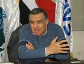عمرو علوانى يحضر حفل تكريم منتخبات الطائرة تحت رعاية وزير الرياضة