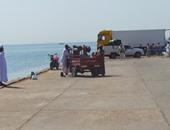 بالصور.. توقف الحياة فى جرف حسين بأسوان بسبب انقطاع المياه 10 أيام