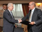 بروتوكول بين المقاولون العرب وصندوق تحيا مصر لتطوير العشوائيات وعلاج فيرس سى
