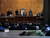"""بالصور.. رفع جلسة محاكمة المتهمين بـ""""كتائب حلوان"""" بعد اعتراض الدفاع على فض الأحراز"""