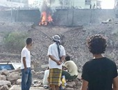 مقتل أربعة مدنيين فى انفجار لغم فى المخا غرب اليمن