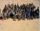 إحباط تسلل 59 شخصا بينهم 15 سودانيان إلى ليبيا عن طريق السلوم