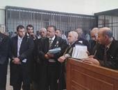 """جنايات قنا تؤجل محاكمة المتهمين بأحداث """"الدابودية والهلايل"""" لـ3 فبراير"""