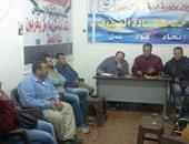 """نشطاء بالإسماعيلية يدشنون حملة """"حرية ولقمة عيش"""" للتجهيز للانتخابات المحلية"""