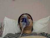 خروج مروة ناجى من المستشفى بعد إصابتها بالتهاب رئوى