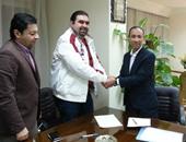 """اجتماعات رؤساء قطاعات ماسبيرو مع عصام الأمير بعد توقيع عقد """"التوك شو"""""""
