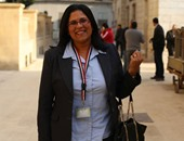 النائبة منى جاب الله: مؤتمر الشباب بشرم الشيخ خطوة رائدة نحو الديمقراطية