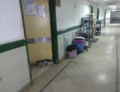 صحافة المواطن.. قارئ يرصد الإهمال داخل معهد الكلى فى المطرية
