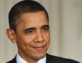 أوباما يزور قاعدة أمريكية يوم الميلاد ويشيد بإنهاء المهمة فى أفغانستان
