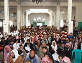 """خطباء الجمعة بالسويس يتحدثون عن الإيمان وأهمية """"الكلمة"""" فى الإسلام"""