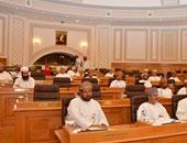"""مجلس الشورى العمانى يتسلم رسالة من """"الأمة الكويتى"""" حول العلاقات الثنائية"""