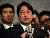 اليابان تطلب تفسيرا حول تفريغ مقاتلة أمريكية لخزانى وقود بإحدى قواعدها الجوية