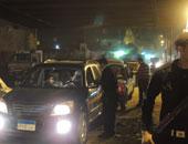 القبض على مهرب أطلق النار على كمين بالسويس لتهريب سيارة بداخلها بانجو