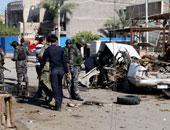 وصول حصيلة تفجير سوق تجارى بوسط بغداد ل 11 قتيل