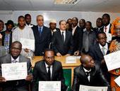 الإعلاميون الأفارقة بدورة مركز الدراسات الإعلامية: مصر تعنى الحضارة والمستقبل