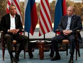 الرئيس الروسى يبعث ببرقية تهنئة إلى أوباما بمناسبة عيد ميلاده الـ 55