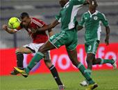 نيجيريا تعلن قائمة مباراتى مصر الخميس المقبل