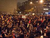 مظاهرات فى كندا احتجاجا على تزايد أعمال العنف باستخدام الأسلحة النارية