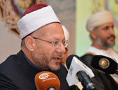 مفتى الجمهورية يهنئ الشعب المصرى بذكرى ثورة 25 يناير وأعياد الشرطة