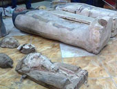 3 طرود لقطع أثرية فرعونية مهربة تصل القاهرة قادمة من باريس