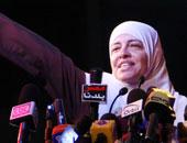 الحبس سنتين وغرامة 30 ألف جنيه لنجل عزة الجرف لمشاركته بأعمال عنف
