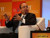 عبد اللطيف المناوي: مبارك رفض اقتراحى له بمغادرة البلاد