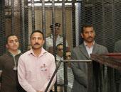الدماطى يطالب بتنحى قضاة إعادة محاكمة مبارك
