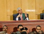 قاضى مبارك: سمحنا للجميع بالحضور ولا تعنت ضد المدعين بالحق المدنى