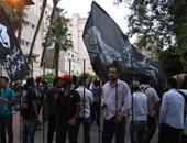 """محمد مصطفى لـ""""وائل الإبراشى"""":نعم..6إبريل شاركت فى مظاهرات المطرية """""""