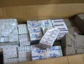الصحة تعلن ضبط أدوية غير مرخصة ومجهولة المصدر بمخزن وصيدلية