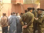 حكمدار الشرقية يصل قسم أول الزقازيق للتفاوض مع الأفراد المضربين عن العمل