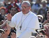 بابا الفاتيكان يلتقى بطريرك القسطنطينية فى القدس