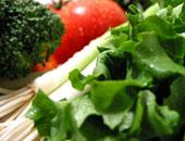 الألياف النباتية والخضروات والرياضة تحمى من حموضة المعدة