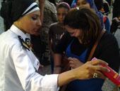 """""""القاهرة للتنمية"""": تعيين ضابطة بكل قسم شرطة يشجع السيدات على الإبلاغ عن التحرش"""