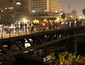محافظة القاهرة: إغلاق كوبرى الجلاء بعد قليل لتجربة فتحه