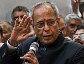 وفاة الرئيس الهندى السابق كومار مخرجى متأثرا بكورونا