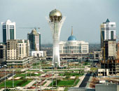 روسيا وكازاخستان تتوصلان إلى اتفاق بشأن ترسيم الحدود