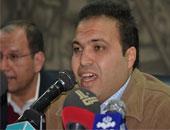 النيابة تستكمل التحقيق مع محمد القصاص المتهم بقضية المحور الإعلامى للإخوان