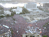 وزارة الرى تهنىء الشعب المصرى بالذكرى السادسة لثورة 30 يونيو
